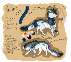 Pandora - Reference Sheet by DarkWolf-Productions