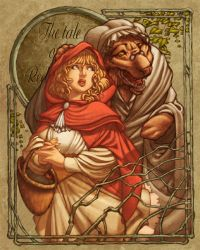 Red Ridin Hood by -seed-