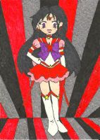 .:Eternal.Sailor.Mars.ACEO:. by Penji