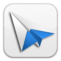 Flurry Icon: Sparrow Mac by muqqq