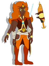 Amber .:Gem Fusion Request:. by Siromany