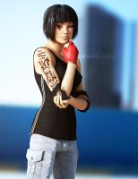 Faith Connors (2008) -Mirror's Edge by HeavenSkies
