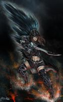 Dark Angel by Pocido