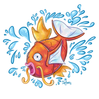 MAGIKARP used SPLASH! by SuperEdco