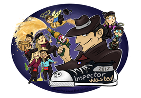 Inspector wasted  RUSS-Logo by Jamack97