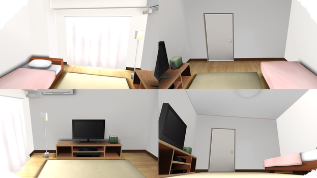 MMD Stage 94 by MMD3DCGParts