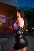 Final Fantasy VII: Tifa Lockhart V by hibiscus-sama