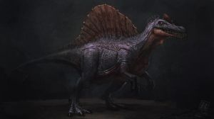 Spinosaurus - concept art by RAPHTOR