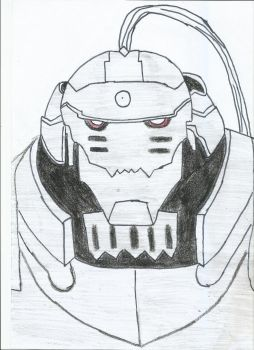 Alphonse Elric by megamaster112