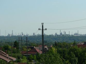 Oil refinery by vinpilu