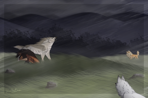 Storm chasers by DarkHeartSeer