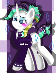 Punk Rock Rarity by DoraeArtDreams-Aspy
