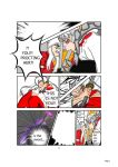 Inuyasha comic pg 16 by ghostamy101
