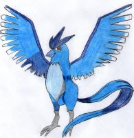 Articuno by TheJewelOfIsis