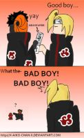Tobi is a good boy by x-Aiko-chan-x