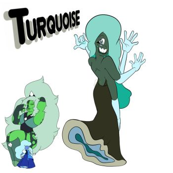 Turquoise! by Kosmoci