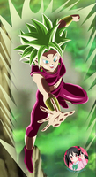 Kefla SSJ - Dragon Ball Super by MattColoring by MattColoring