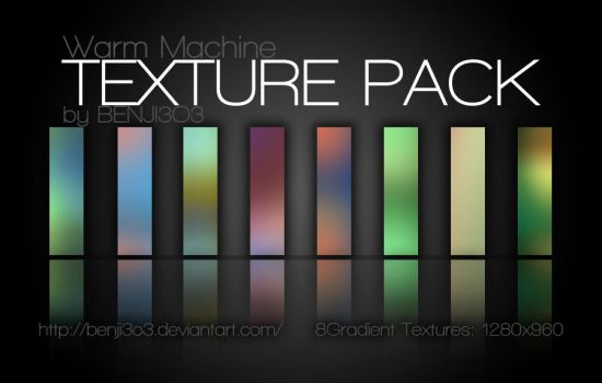 Textures - Warm Machine by Benji3O3