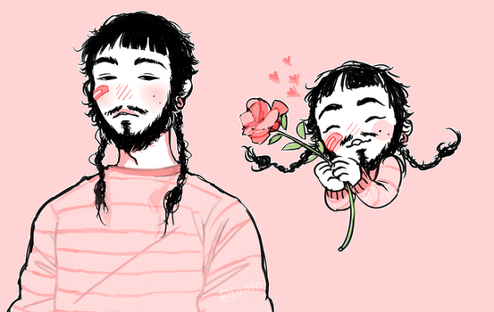 Post Malone by Ionro