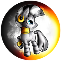 Zecora Orb by flamevulture17
