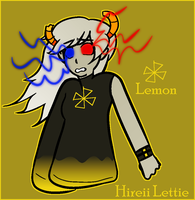 Lemon Fantroll Auction [CLOSED] by MillenniaFortuna