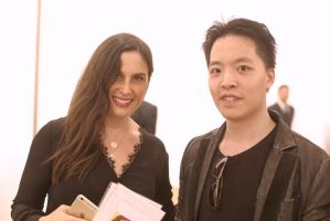 Michael Andrew Law Meets Jennifer Guidi by michaelandrewlaw
