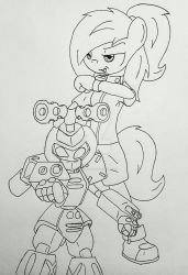 More Medabots, More Power! by Fox-Skyline