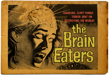 Horror-Sci-Fi Movie Posters by motion-suggests