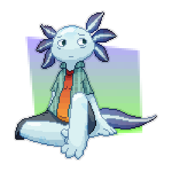 More pixel critters by TheRetroArtist