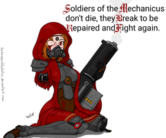This but a scratch by TechmagusKhobotov