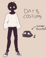 costume - Day 8 Adopt Prompt - closed by Remishu