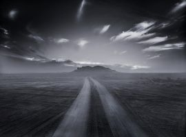 Way to the mountain .. by Photographertech