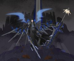 Rise of the Sword Emperor by DarthHaro