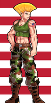 Midnight Bliss Guile by KarmaFez