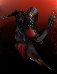 Zed by WhiskStar