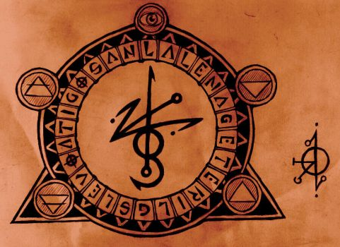 Magicksigil by Moonknight