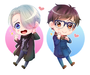 [YOI] RINGS by Izariez