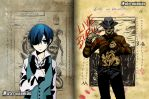 Black Butler: Book Of The Dead Intermission Card 2 by ArcaneEnforcer
