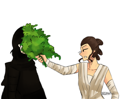Reylo - Gifts by Mikan-bases