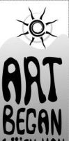 Bookmark ArtBegan by KingNot