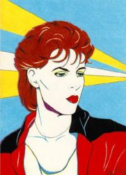 Nick Rhodes Nagel Style by room7609