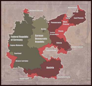 The loss of Germany by Arminius1871