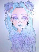 Pastel Goth by Raven-Draws