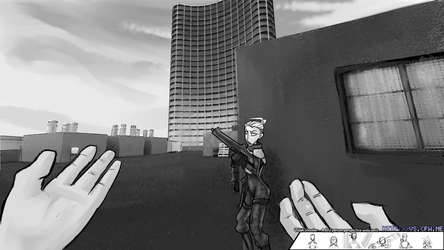 Villain Shooter - Episode 00, page #1c by alessand