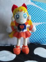 Super Sailor Venus Plush by MoonLightXAngel268