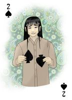 Two of Spades by usedbooks