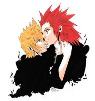 KH: Follow Me by IslaDelCoco