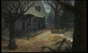 The House of the Witch - World of Jakyama by Cloister