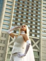 white queen - cosplay by klytae