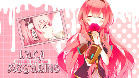 Wall' - Megurine Luka - Vocaloid by Vivi-Neko